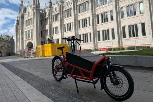 E Cargo Bike Trials